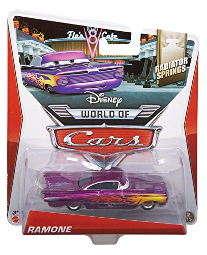 Disney/Pixar Cars Ramone (Purple) Diecast Vehicle - 1
