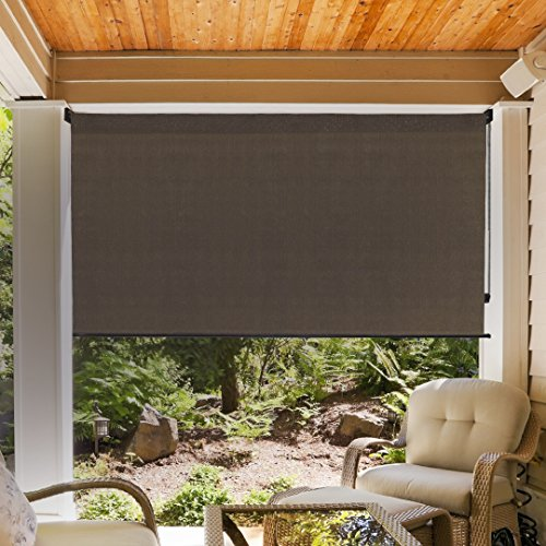 Radiance 2310014 Exterior Solar Shade With 85 Uv Ray Protection 6 Foot Wide Ebay