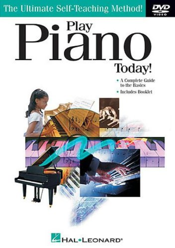 Play Piano Today [DVD]