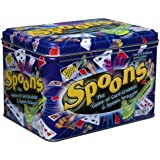 Tiny Tins Spoons Game