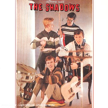 The Shadows - Dance with the Shadows/Shadoogie - Zortam Music