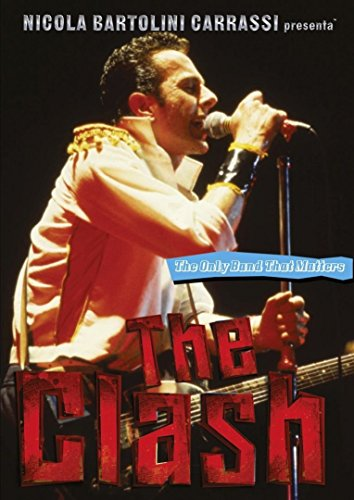 The Clash - Punk Icons (DVD) - The Clash Punk Band