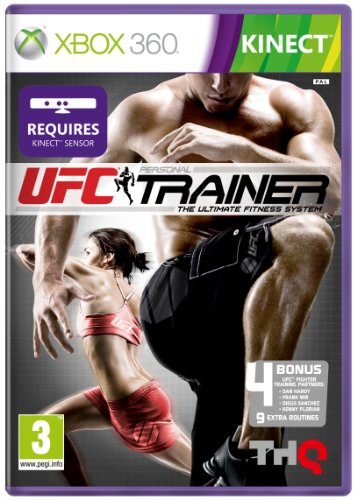 UFC Personal Trainer - Kinect Compatible (Xbox 360)