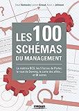 Les 100 sch�mas du management: La matrice BCG, les 5 forces de Porter, la roue de Deming, la carte des alli�s... et 96 autres