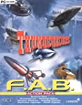 Thunderbirds FAB Action Pack & FREE M...