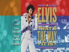 Elvis: Thats the Way It Is - Special Edition [DVD] [Import]
