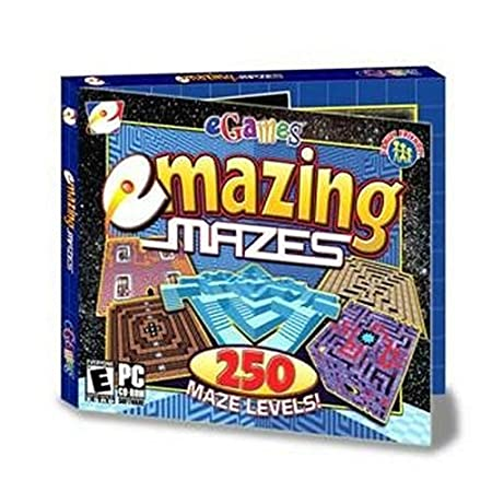 E-Mazing Mazes (Jewel Case)