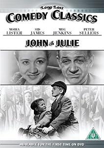 Comedy Classics - John and Julie [1955] [DVD]