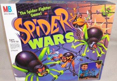 Spider Wars: The Spider-Fighter Game!