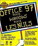 echange, troc Wallace Wang - Office 97 pour Windows pour les nuls