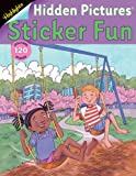 Hidden Pictures Sticker Fun (Highlights Hidden Pictures Sticker Fun)