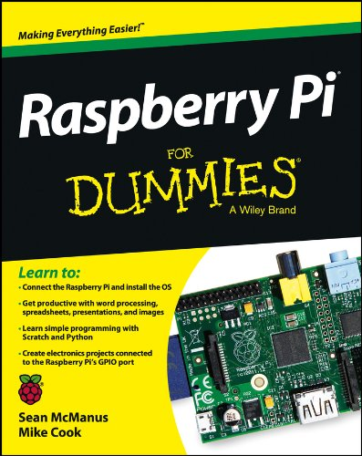Raspberry Pi For Dummies (For Dummies (Computer/Tech))
