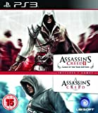 Assassin's Creed 1 & 2 - Ubisoft Double Pack (PS3)