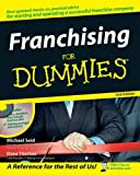 img - for Franchising For Dummies book / textbook / text book