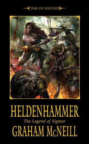 Image for Time of Legends: Heldenhammer (Time of Legends; Sigmar Trilogy) (Book 1)