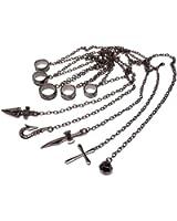 [完全版・五指の鎖] クラピカ 五指の制約の鎖 HUNTER×HUNTER コスプレ道具