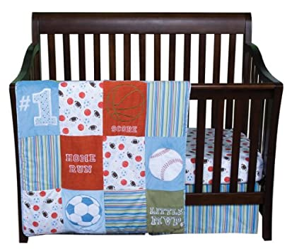 Simple Trend Lab Piece Crib Bedding Set