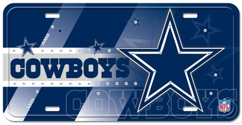Dallas Cowboys Street Flair Plate at Amazon.com