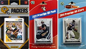 NFL Green Bay Packers Licensed 2011 Score Team Set with Twelve Card 2011 Prestige... by C&I Collectables