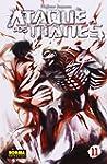 Ataque a los titanes 11 (Manga - Ataq...