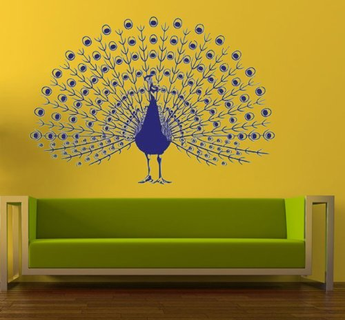 Peacock Bedroom Decor front-1065794