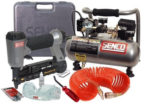 Discount Senco PC0974 Micro Pinner Compressor Combo Kit