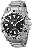 Seiko Men's SNE279 Analog Display Japanese Quartz Silver Watch