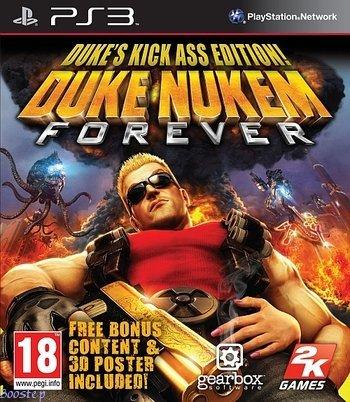Duke Nukem Forever - Duke`s Kick Ass Edition