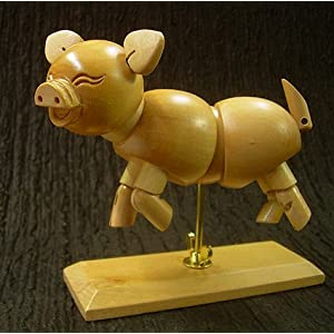 Pig Manikin