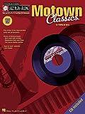 Motown Classics: Jazz Play-Along Volume 107 (Hal Leonard Jazz Play-Along)
