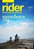 rider (ライダー) 01 [雑誌] (オートバイ 2015年9月号臨時増刊)