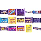 Cadbury Mega Pack. Includes 70 Bars of Chocolate; Diary Milk, Freddo, Crunchie, Boost, Picnic, Time Out and Much More!