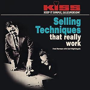 KISS: Keep It Simple, Salesperson Audiobook