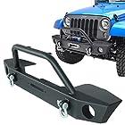 E-Autogrilles 07-15 Jeep Wrangler JK R4 Front Bumper (51-0329)