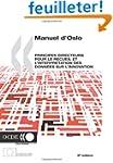 Manuel d'Oslo - Principes directeurs...