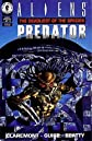 Aliens/Predator: The Deadliest Of The Species, 1 of 12, Jul 1993 (Time of the Preacher)