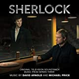 Sherlock Original TV Soundtrack-Music From Series Three
