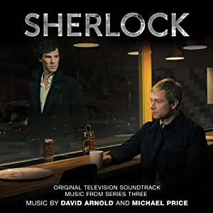 Sherlock Original TV Soundtrack-Music from Series