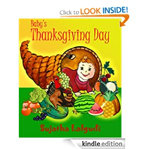 Baby's Thanksgiving Day - A Picture book for Children (Spot It Series)