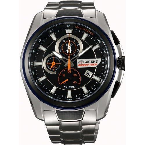 [オリエント]ORIENT 腕時計 SPEEDTECH スピードテック スバルBRZモチーフデザイン クオーツ WV0011TZ メンズ