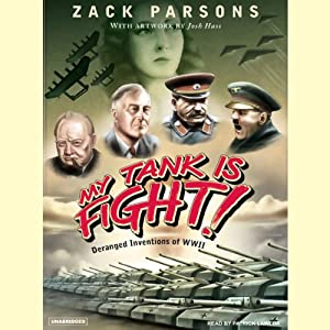 My Tank is Fight! Audiobook