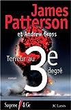 echange, troc James Patterson - Terreur au 3e degré