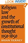 Religion, Law and the Growth of Const...