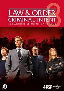 Law & Order: Criminal Intent - Series 8 (Netherlands Import)