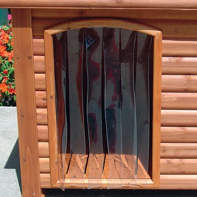 Outback Dog House Door Only Small front-949682