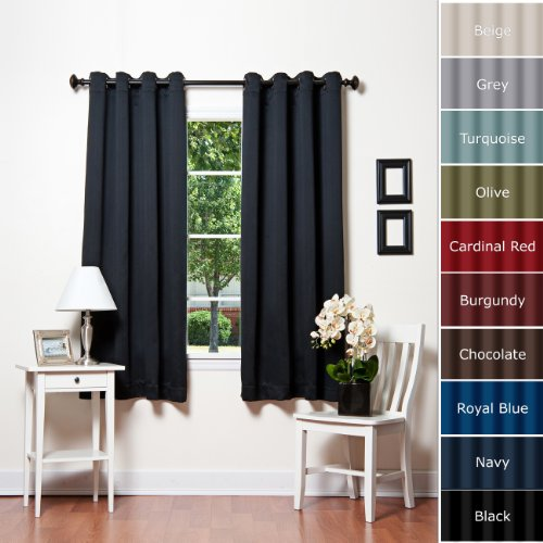 Blackout Bedroom Curtains - Interior Design