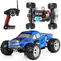 Rc Car, Perman High Speed 45 Km/H Rc Car 1/18 Scale Topspeed Race Off Road Cars 4 Wd Models 2.4 G Remote Control...