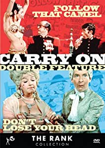 CARRY ON Double Feature Vol 1: Don't Lose Your Head & Carry On Follow That Camel