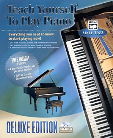 Teach Yourself to Play Piano Deluxe [Old Version]