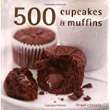 500 Cupcakes and Muffinsby Fergal Connolly